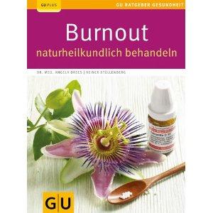 Titelbild GU Burnout ganzheitlich behandeln Dr. Angela Drees Reiner Stüllenberg